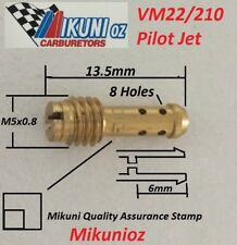 Mikuni Carb VM22/210 Pilot Jet- for Mikuni VM or TM Carburetors