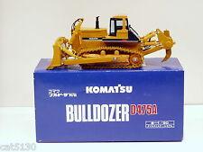 Komatsu D475A Dozer w/ Ripper - 1/50 - Shinsei #617 - MIB