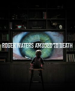 Roger Waters - Amused To Death / SACD (Multichannel)