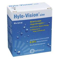 Hylo-vision Sine Einzeldosispipetten 8 Ml 00798297