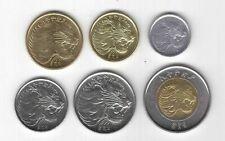 Etiopia  set 6 monete 2010 FDS  UNC