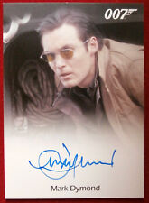 JAMES BOND - DIE ANOTHER DAY - MARK DYMOND as Van Bierk - AUTOGRAPH CARD