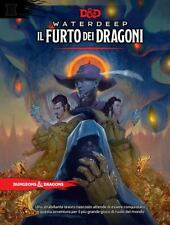 Dungeons & Dragons - Waterdeep Il Furto dei Dragoni Avventura PREORDINE D&D