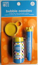 GYMBOREE BUBBLE OOODLES NIP 4 oz bubble solution w/ Wand Tray NEVER OPENED