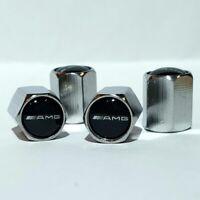 4 piezas de ventilzierkappen set b66472002 Mercedes Benz original nuevo