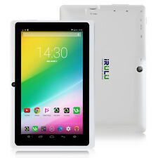 "New iRULU eXpro X1 7"" White Tablet PC Quad Core 16GB Google Android 4.4 Kitkat"