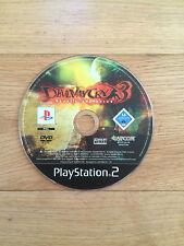 Devil May Cry 3 para PS2 * disco solamente *