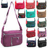 New Women Tote Messenger Cross Body Handbag Ladies Hobo Bag Shoulder Bag Purse