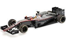 McLaren Honda MP4-30 F. Alonso Chinese GP 2015 schaal 1:18 Minichamps NIEUW !