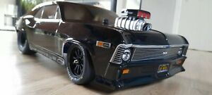 Traxxas Slash 2 wd No Prep Drag Racing Hobbywing Ezrun Max 10