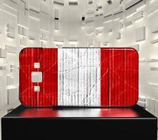 Coque Rigide pour Galaxy E5 Drapeau PEROU 04