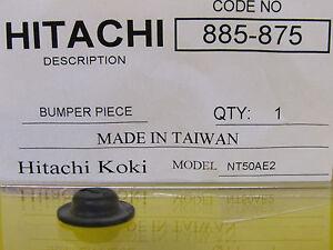 HITACHI 885-875  885875 Bumper Piece for NT50AE2 Brad Nailer