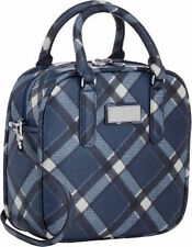 Marc by Marc Jacobs Bag Big Bind Stevie Blue Plaid NEW $528