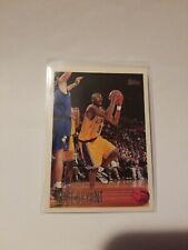 1996-97 Kobe Bryant Topps RC #138 Rookie