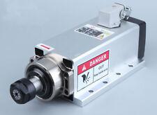 2.2KW ER20 3-Phase Air Cooled Engraver Spindle Motor for Engraving Machine 220V