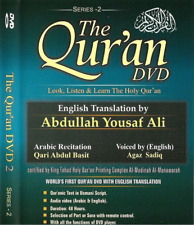 COMPLETE QURAN ON SINGLE DVD WITH ENGLISH TRANSLATION Koran Islam