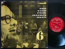 THE SIX The View From Jazzbo's Head LP BETHLEHEM BCP-57 Orig US '56 JAZZ DG MONO