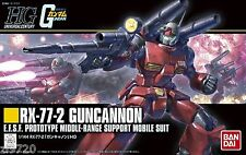 BANDAI HGUC 190 [RX-77-2 GUNCANNON (Revive)] Model Kit 1/144