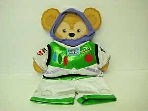DUFFY BEAR Disney Toy Story BUZZ LIGHTYEAR Costume NEW