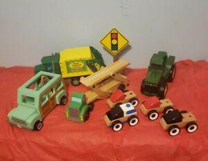 Wooden Toy Set