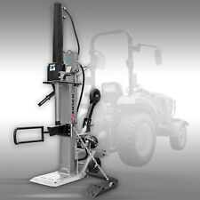 Holzspalter Jansen TS-30K, 30 t m. Stammheber, 110 cm, Traktor Zapfwelle+Elektro