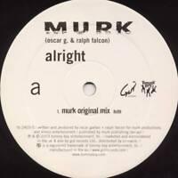 "MURK Alright 12"" VINYL Tommy Boy Silver Label 2003"