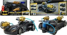 Mattel DC Comics Batman Missions Cannon Attack Batmobile Vehicle BRAND NEW MISB