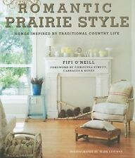 Romantic Prairie Style by Fifi O'neill (2011, Hardcover)