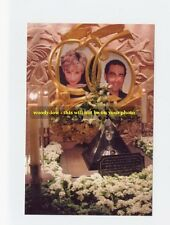 mm316 - Princess Diana & Dodi memorial at Harrods - Royalty photo 6x4""
