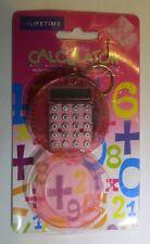 Porte clés avec calculatrice