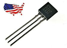 ' 2N2222A (10 pcs) 2N2222 TO-92 NPN Transistor - from USA