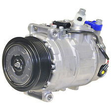 DENSO 471-1474 New Compressor And Clutch