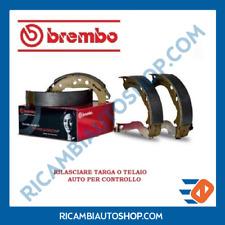 KIT GANASCE FRENO POSTERIORE BREMBO RENAULT CAPTUR CLIO GRANDTOUR 4 KANGOO BE BO