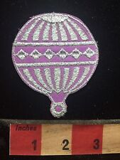 Hot Air Ballon Patch (or I Have It UpsideDown & It's A Christmas Tree Bulb) 77YI