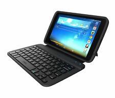 ZAGG Ultra-thin Keys Folio Case Bluetooth Keyboard for LG GPAD 8.3 - Black