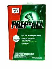 Klean Strip Prep-All GSW362 Wax and Grease Remover Paint Prep 1 Gallon