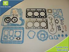 New Kubota D650 Full Gasket Set