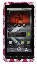 Body Glove Snap-On Slim Profile Pocket Case for Motorola DROID X2 Stripe Pink
