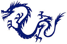 Dragon Vinyl Wall Car Decal Sticker, BIG or SMALL, Highest Quality