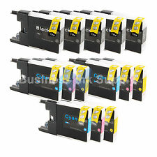 14 PACK LC71 LC75 Ink Cartridge for Brother MFC-J5910DW MFC-J625DW MFC-J6510DW