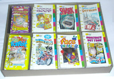 NEW 100 Assorted Kids Childrens Fun Fact Books - Job Lot Wholesale Fundraising