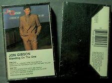 Standing on the One by Jon Gibson (Christian) (Cassette, 1983, Unidisc) NEW