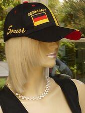 SOGO SPORTS SOCCER GERMANY Cap Hat *NEW*