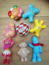 In The Night Garden Haa Hoo Haahoos - Set - with extra Figures - Cake Toppers