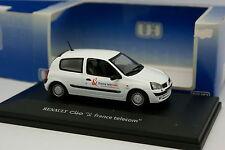 Universal Hobbies UH 1/43 - Renault Clio France Telecom
