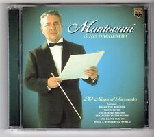 (GY153) Mantovani, 20 Magical Favourites - 2000 CD