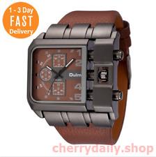 Reloj de Hombre de Vestir Relojes de Caballeros único Marrón Mens Watch