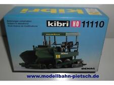 """KIBRI 11110 """"DEMAG Strassendeckenfahrzeug"""" 1:87  Bausatz in OVP, neu"""