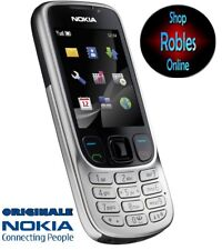 Nokia Classic 6303 Steel (without Simlock) Triaband 3,2MP Radio MP3 Mint Boxed