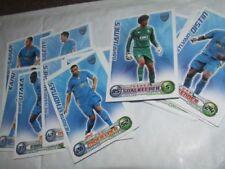 Topps Football Trading Cards Portsmouth 2008-2009 Season